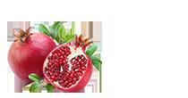 Pomegranates from Israel