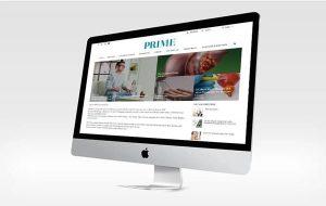Prime Magazine Desktop